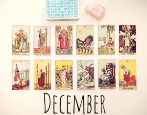 TAROTSCOPES: DECEMBER 2013