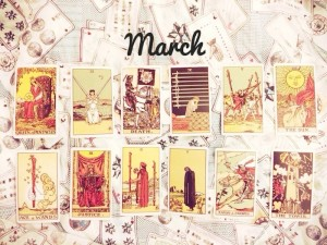 TAROTSCOPES: MARCH 2014