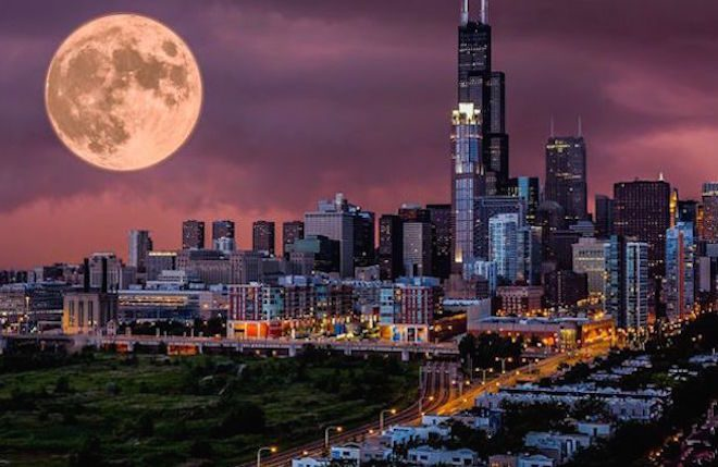 guide to spiritual Chicago The Numinous
