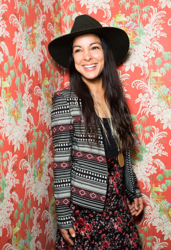 Thinx founder Miki Agrawal Moon Club The Numinous