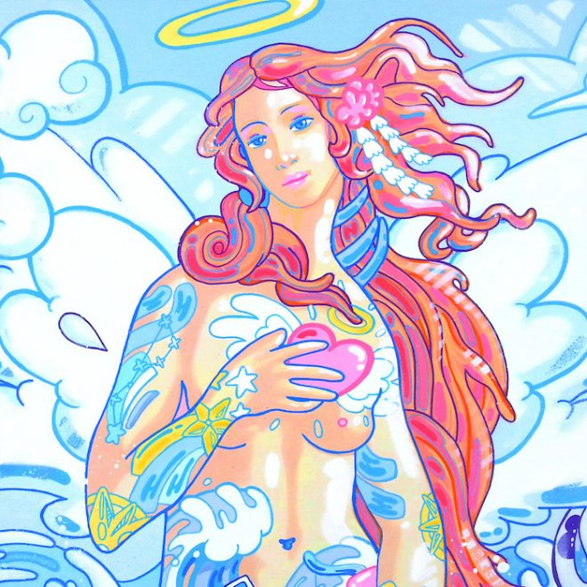 Interview with the Goddess Venus by Elyssa Jakim The Numinous