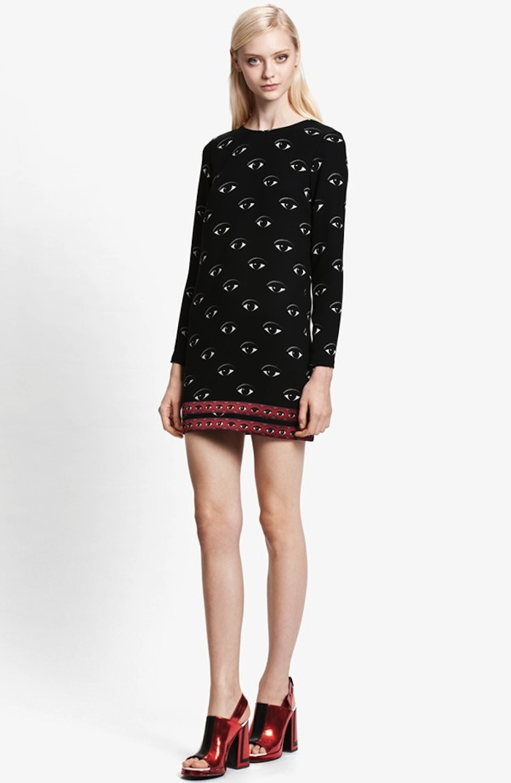 Dress, $1,165, Kenzo @ Nordstrom.com