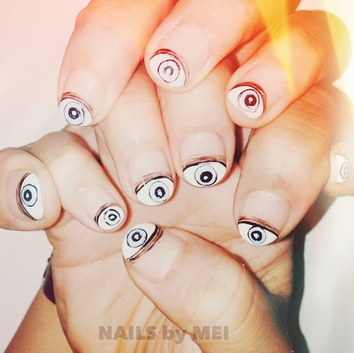 Nails By Mei Now Age Nail Art The Numinous