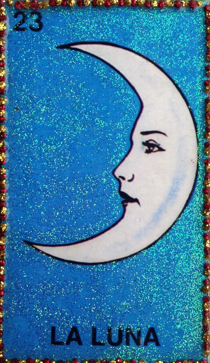 Moon tarot card to illustrate post on moon sign astrology. Read more at Thenuminous.net