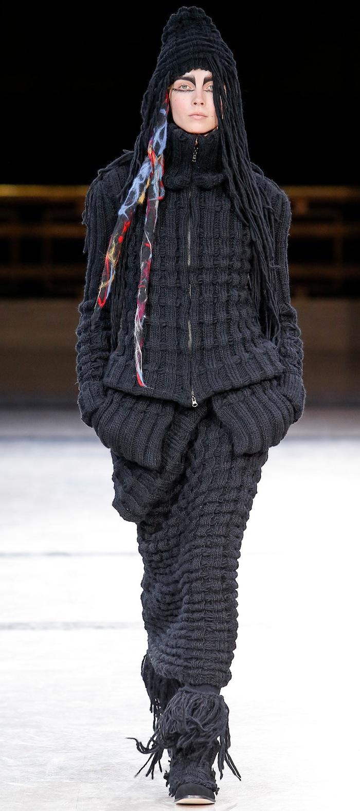 Yohji Yamamoto AW14