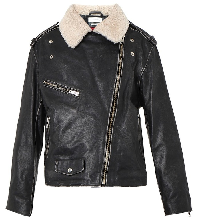 Isabel Marant Etoile Benny jacket, available at Matchesfashion.com. Read more at TheNuminous.net!
