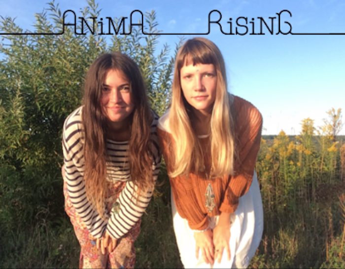 Harper and Jess of Anima Rising Productions. Read more at TheNuminous.net