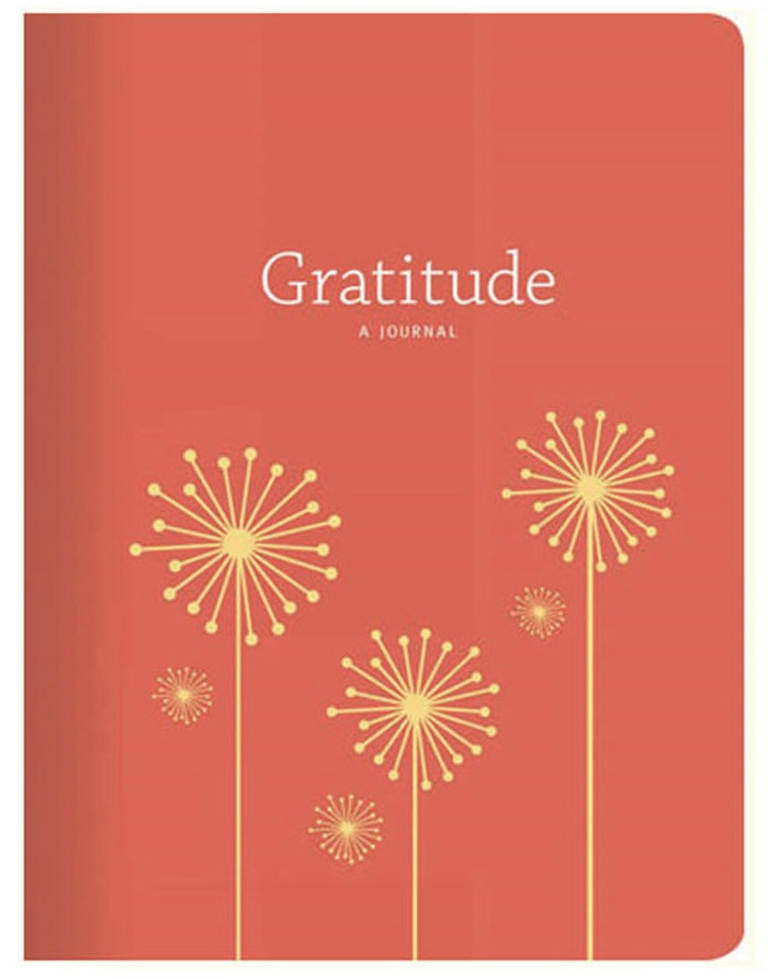 Gratitude journal featured on Thenuminous.net