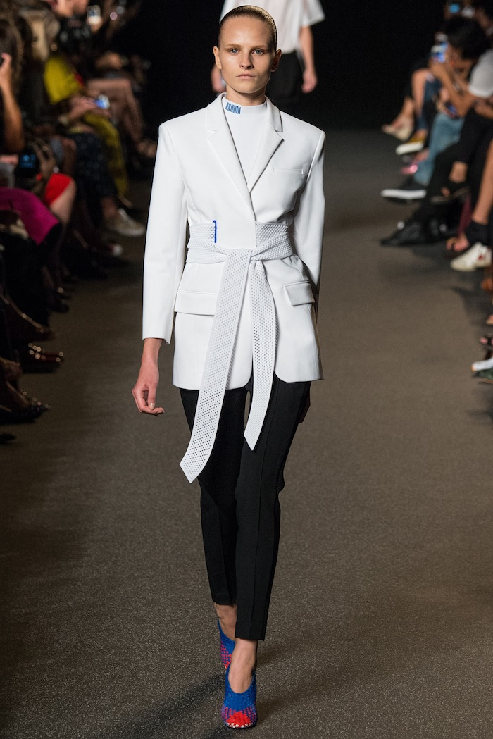 Alexander Wang rtw ss15 featured on TheNuminous.net