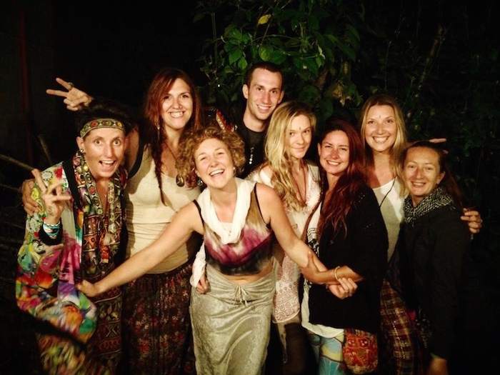 Sophie Teakle of The Numinous following a cacao ceremony in Guatemala with Guinevere Short featured on Thenuminous.net