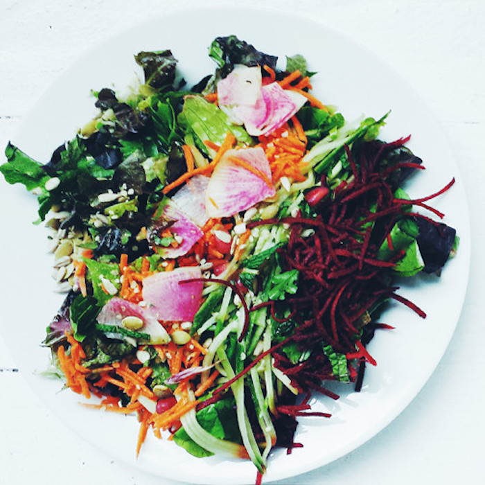 Sexiest Salad in NYC by Sakara Life