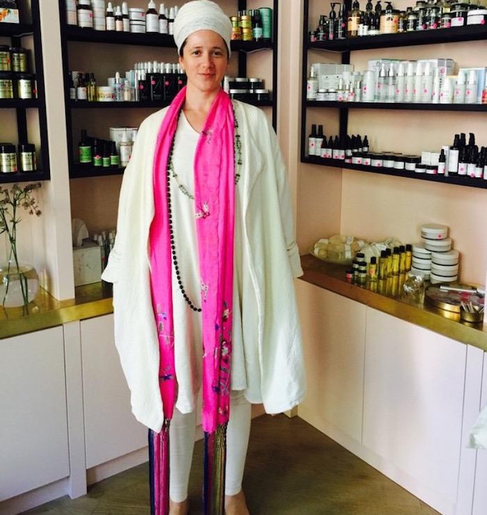 Guru Jagat at CAP Beauty last week