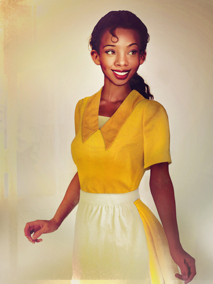 Tiana from Princess & The Frog