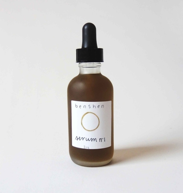 Benshen serum no. 1 featured on the numinous