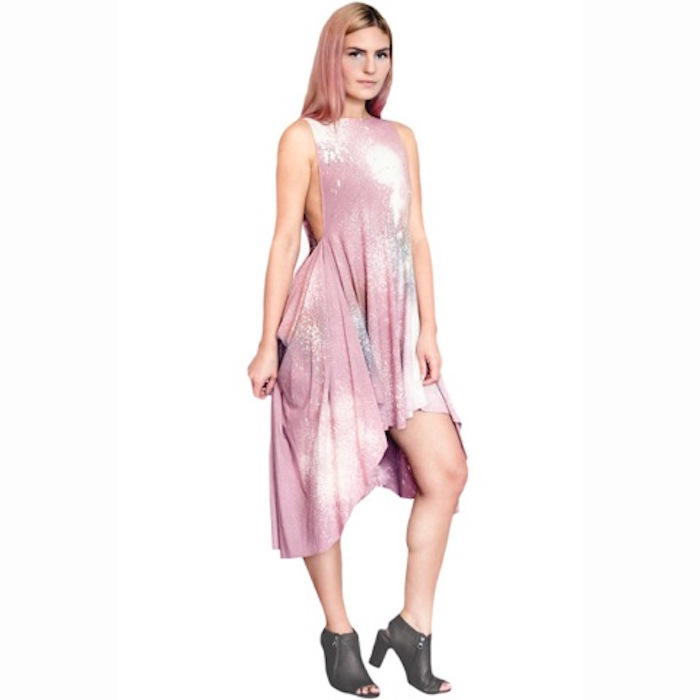 Dress from The Astral Collection by Hayley Starr featured on The Numinous