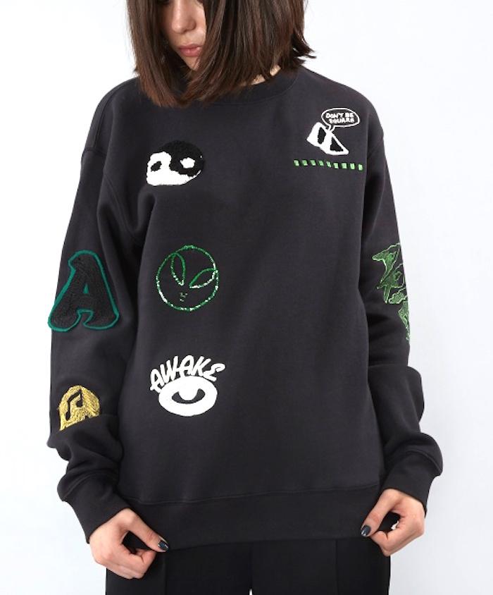 Aries Arise sweatshirt, £111, Goodhood