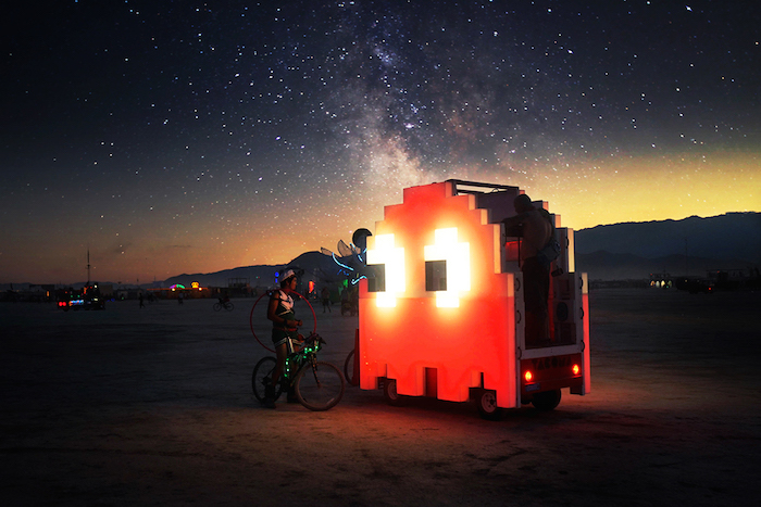 soul on fire burning man series by victor habchy featured on The Numinous