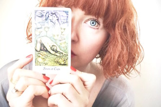 weekly tarotscope for september 7-13 by louise androlia on the Numinous