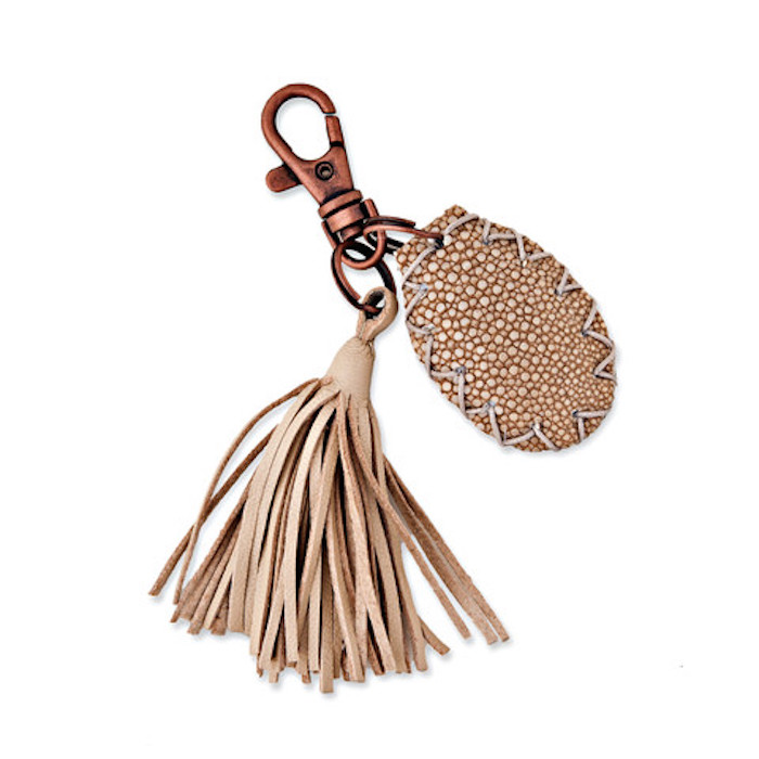 Blesslev keychain by Jacquie Aiche on The Numinous