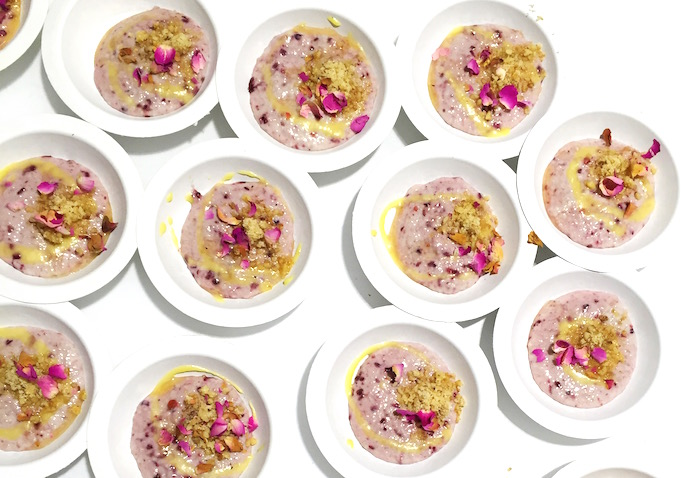 chia pudding by Daphne Cheng for Story Medicine by The Numinous