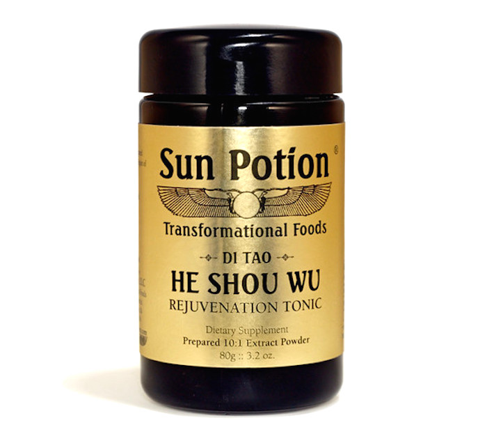 Sun Potion He Shou Wu on The Numinous