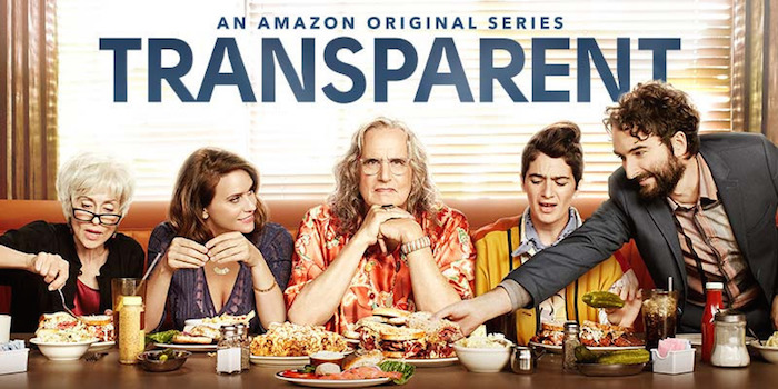 Transparent season 2 poster on The Numinous