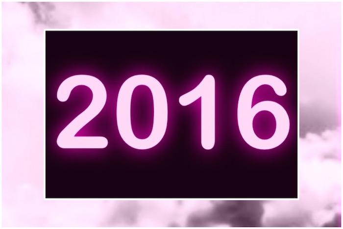 2016 numerology on The Numinous