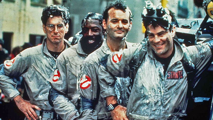 Ghostbusters on The Numinous