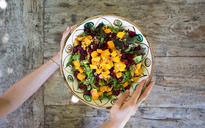 Ella Grace Mango Salad