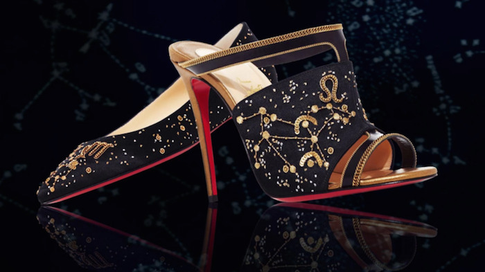 Christian Louboutin astrology collection for Moda Operandi on The Numinous