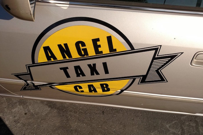 taxi angels on The Numinous