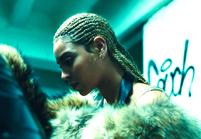 Beyonce Lemonade on Cosmic Culture May 2016 The Numinous