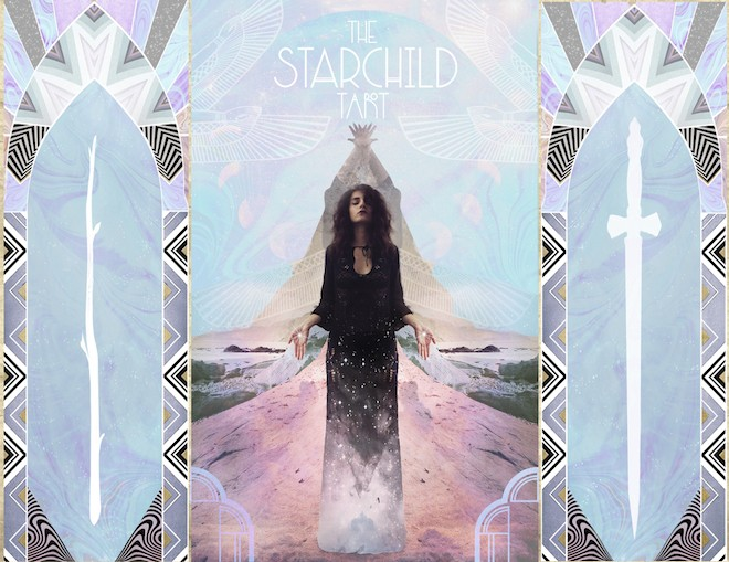 Starchild Tarot by Danielle Noel on The Numinous