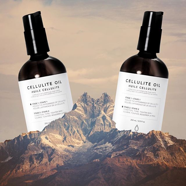Trimaran Botanicals Cellulite Oil on The Numinous