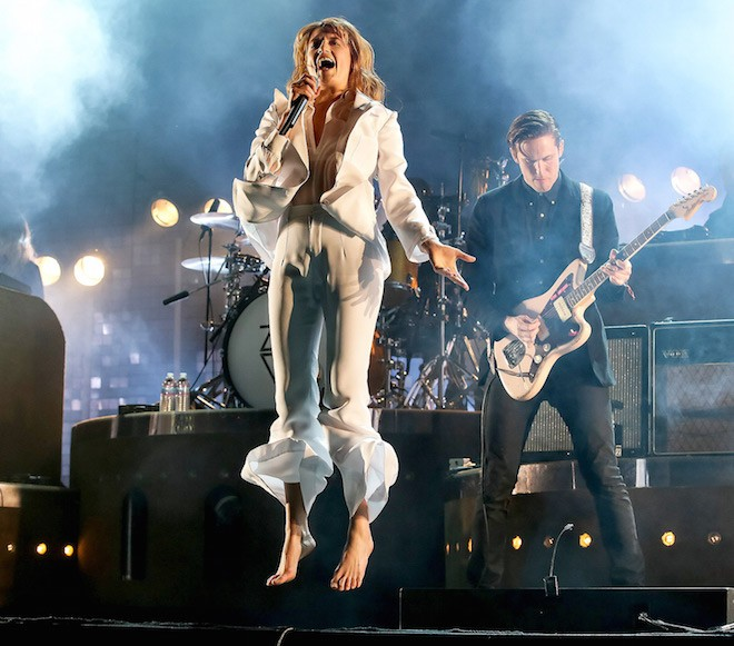 Glastonbury Florence Machine THE NUMINOUS