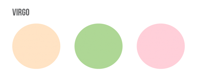 Virgo Colors