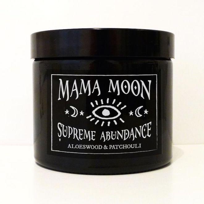 Supreme Abundance candle, £25 ($36)