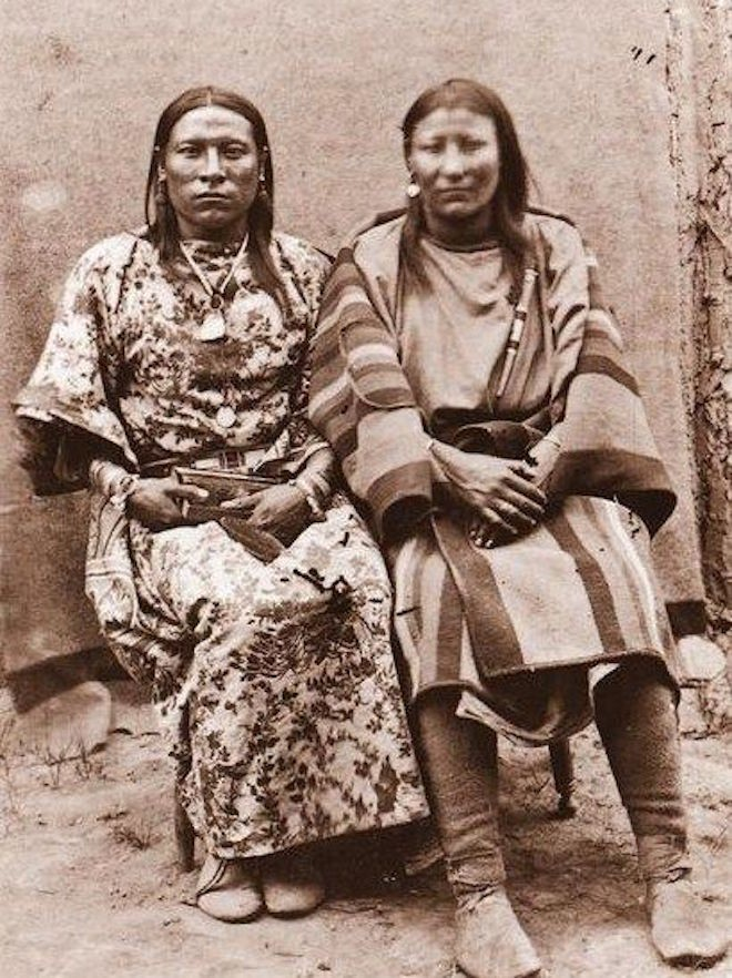 Osh-Tisch Native American Two Spirit on The Numinous