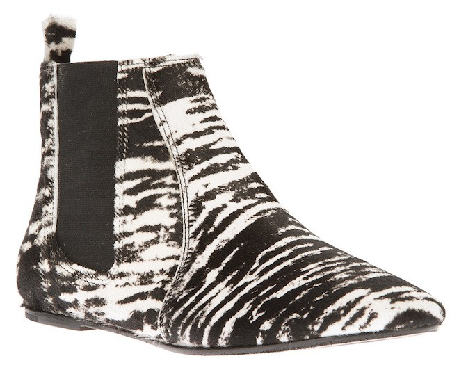 isabel marant pony skin boots on The Numinous