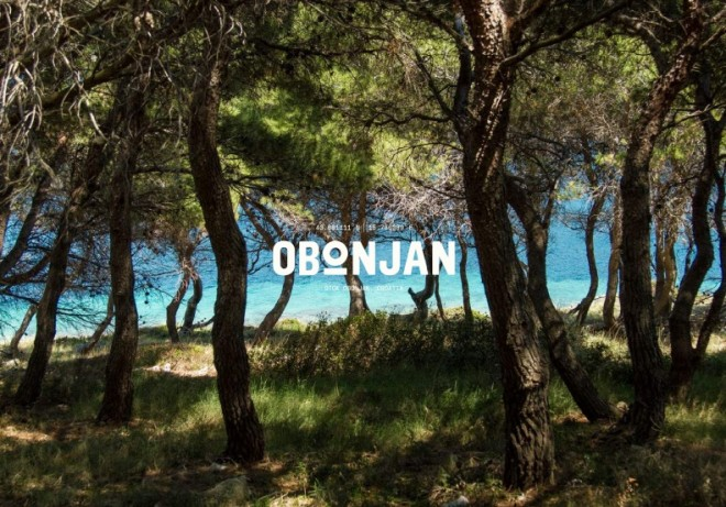 obonjan island trees logo on The Numinous