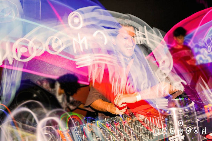 Ibiza's new spiritual party scene woomoon on The Numinous