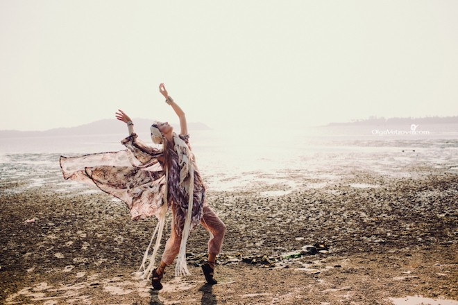 Ibiza's new spiritual party scene boho dancing