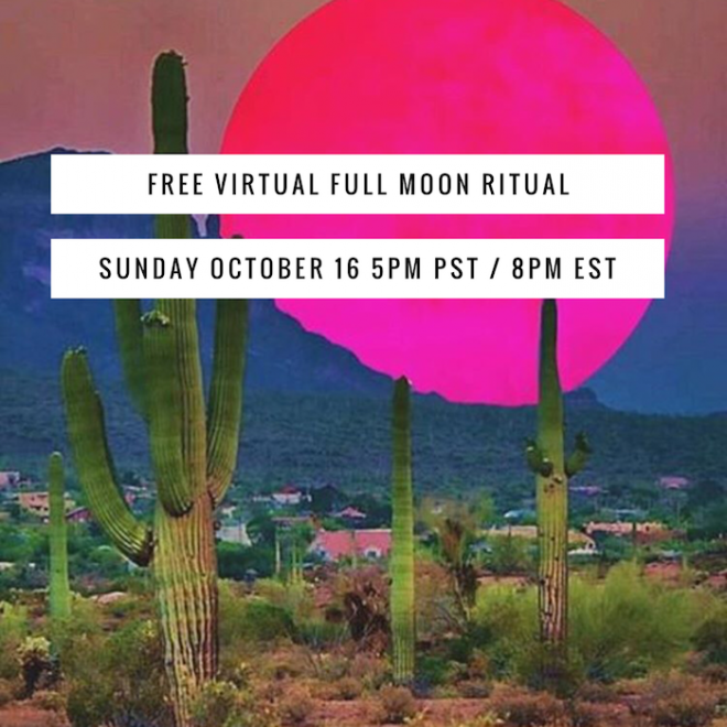 free aries full moon ritual 2016 The Numinous