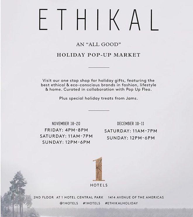 Ethikal holiday market 1 hotels The Numinous