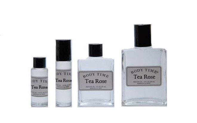 Tea Rose Oil Melinda Lee Holm The Numinous