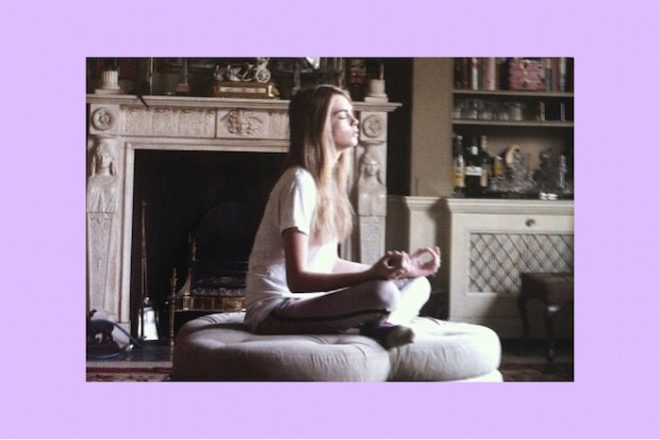 new year horoscopes cara delevigne meditating the numinous strong eye astrology