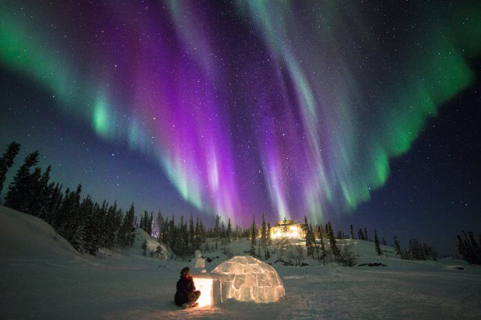 Aurora Borealis, Northern Lights, Folk Rebellion Retreat, Soul Unplug, Digital Detox Under the Aurora Borealis