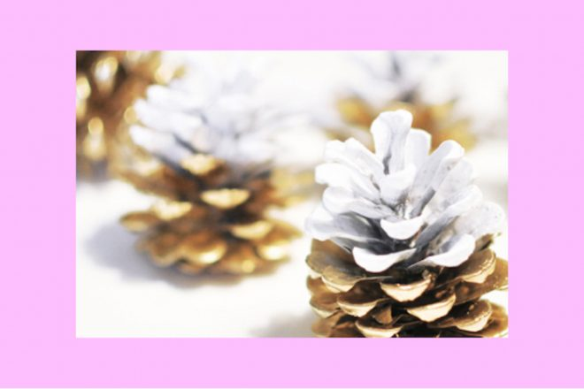 Strong Eye Astrology gold pine cone The Numinous