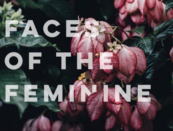 faces of the Feminine sarah durham wilson jessica sevapreet hesser The Numinous