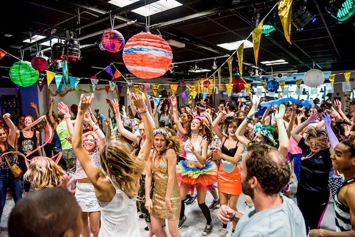 morning gloryville, morning rave, sober rave london